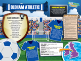 Oldham Athletic  Football Club Jigsaw Puzzle - 1000 pieces