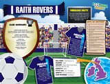 Raith Rovers  Football Club Jigsaw Puzzle - 1000 pieces