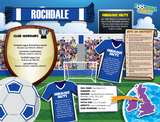 Rochdale  Football Club Jigsaw Puzzle - 1000 pieces