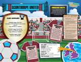 Scunthorpe United  Football Club Jigsaw Puzzle - 1000 pieces