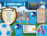 Stockport County  Football Club Jigsaw Puzzle - 1000 pieces