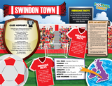 Swindon Town  Football Club Jigsaw Puzzle - 1000 pieces
