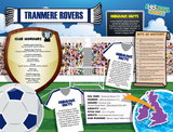 Tranmere Rovers  Football Club Jigsaw Puzzle - 1000 pieces