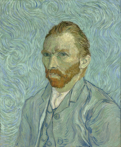 Self Portrait by Vincent van Gogh Jigsaw Puzzle' 500 Pieces