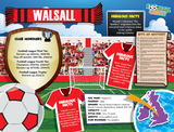Walsall  Football Club Jigsaw Puzzle - 1000 pieces