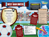 West Ham United  Football Club Jigsaw Puzzle - 1000 pieces