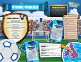 Wycombe Wanderers  Football Club Jigsaw Puzzle - 1000 pieces