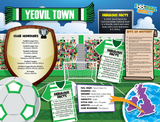 Yeovil Town  Football Club Jigsaw Puzzle - 1000 pieces