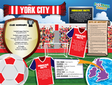 York City  Football Club Jigsaw Puzzle - 1000 pieces