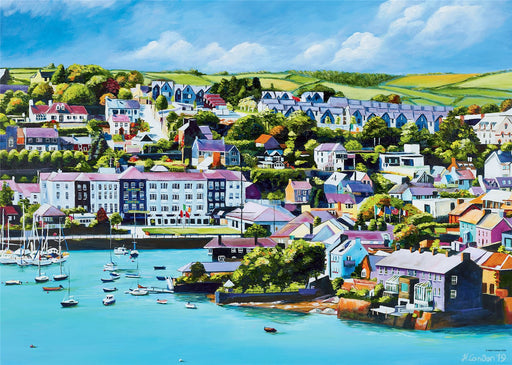 Ravensburger Kinsale Harbour, County Cork 1000 Piece Jigsaw Puzzle