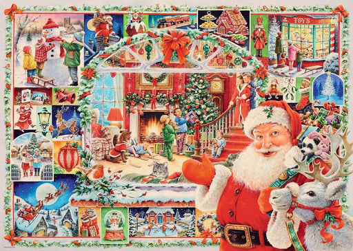 Christmas is Coming! Limited Edition 2020, 1000 Piece Jigsaw