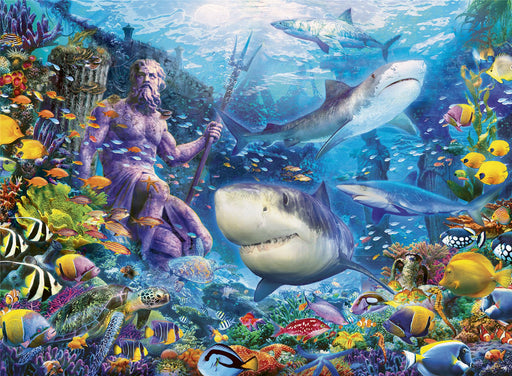 King of the Sea 500 Piece Jigsaw Puzzle