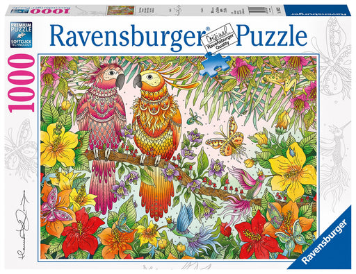 Ravensburger Tropical Mood, 1000 Piece Jigsaw Puzzle