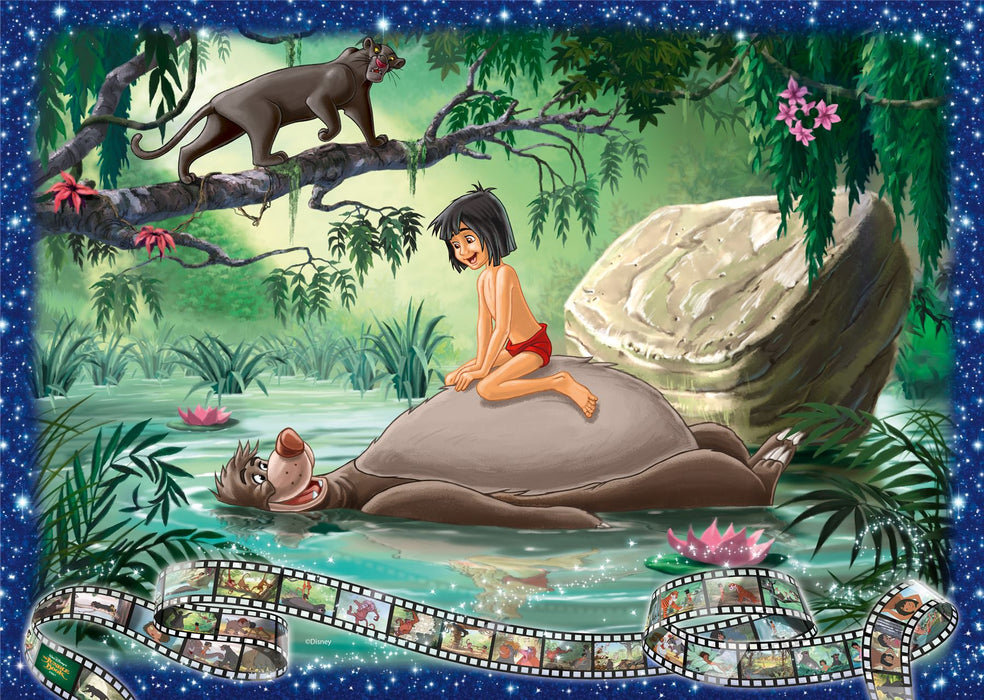 Disney Collector's Edition Jungle Book, 1000 Piece Jigsaw Puzzle