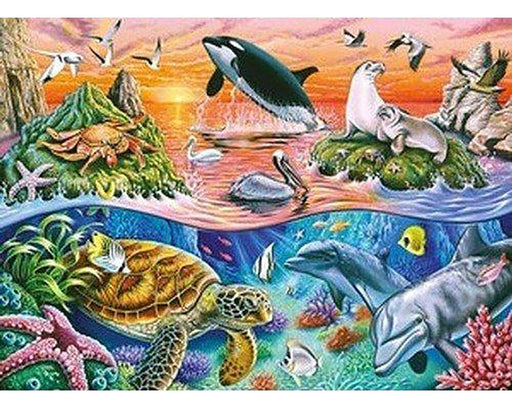 Beautiful Ocean 100 XXL Jigsaw Puzzle