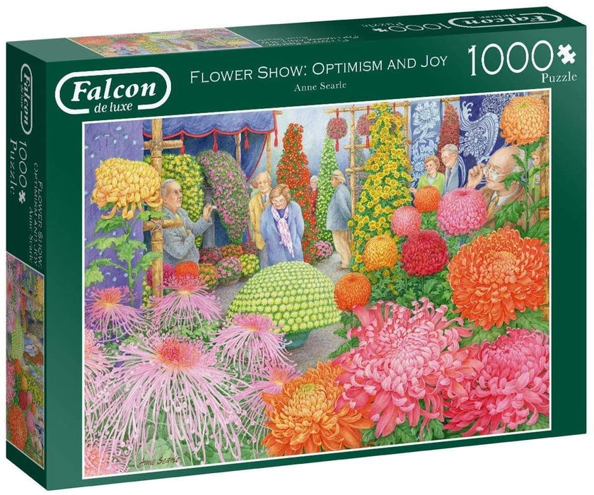Optimism and Joy - Falcon de Luxe 1000 Piece Jigsaw Puzzle