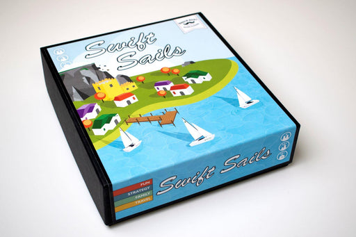 Swift Sails Game by R.W.Butler Games