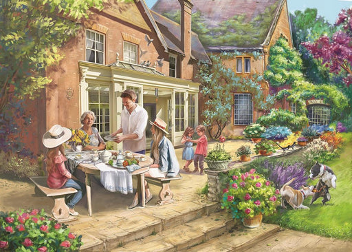 Falcon Country Retreat 1000 Piece Jigsaw Puzzle