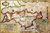 Isle of Wight 1610 Historical Map 300 Piece Wooden Jigsaw Puzzle