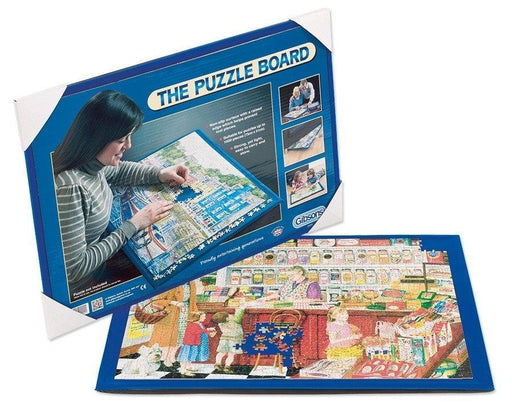 The Puzzle Board (Gibson) - All Jigsaw Puzzles UK  - 1