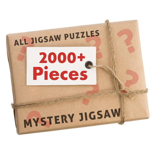 Jigsaw Puzzle - 2000+ Pc Mystery Bargain Jigsaw Puzzle