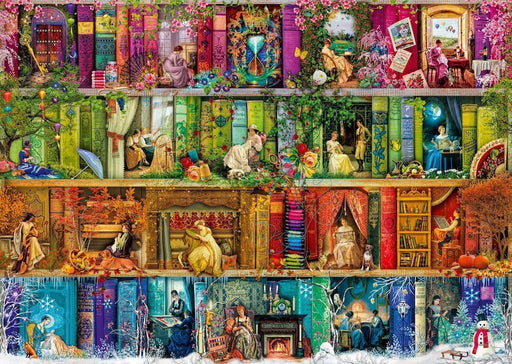 Jigsaw Puzzle - A Stitch In Time 1000 Piece Jigsaw Puzzle