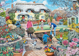 Jigsaw Puzzle - Gardening World Winter 1000 Piece Jigsaw Puzzle