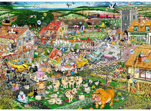 I Love Spring - 1000 Piece Mike Jupp Jigsaw Puzzle