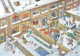 Jan van Haasteren - Christmas Eve 2000 Piece Jigsaw Puzzle - All Jigsaw Puzzles UK  - 1