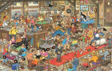 Jigsaw Puzzle - Jan Van Haasteren - The Dog Show (1500 Pieces)