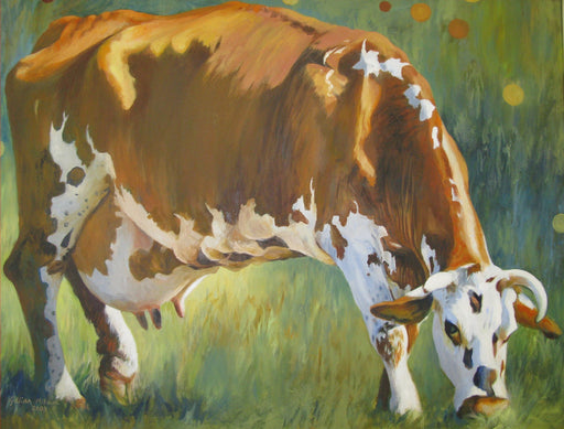 Jolie Vache, 1000 Piece Jigsaw Puzzle - All Jigsaw Puzzles UK  - 1