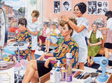 Jigsaw Puzzle - The Hairdresser 500 Piece Jigsaw Puzzle