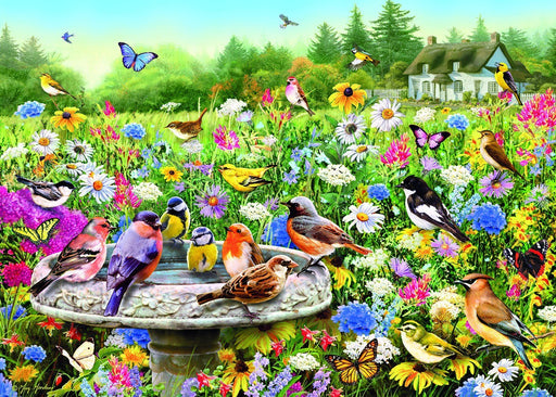 The Secret Garden 1000 Piece Jigsaw Puzzle - All Jigsaw Puzzles UK