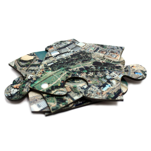 Personalised Aerial Photo Coasters - All Jigsaw Puzzles UK  - 2