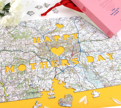 Personalised Mother's Day Jigsaw Puzzle - All Jigsaw Puzzles UK  - 2
