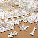 World's Greatest Dad Personalised Map Jigsaw - All Jigsaw Puzzles UK  - 4
