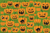 Halloween Pumpkins - Impuzzible - 300 Piece Wooden Jigsaw Puzzle