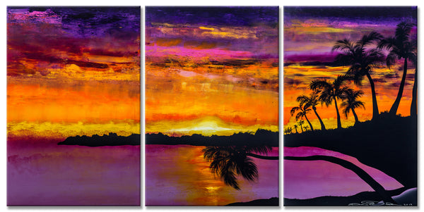 Tropical Sunset 2