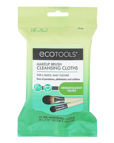Makeup Brush Cleansing Cloths