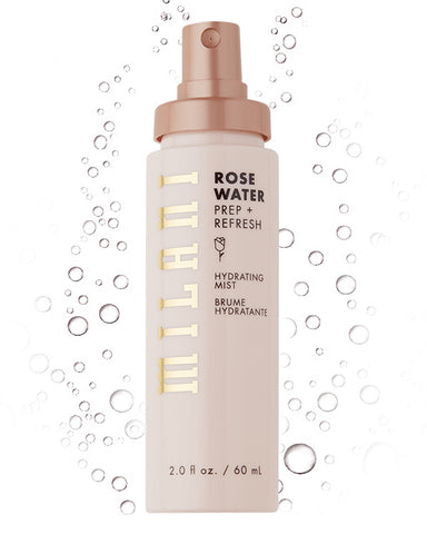 Rose Water Hydrating Mist 60ml