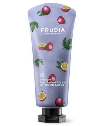 My Orchard Passion Fruit Scrub Body Wash 350мл