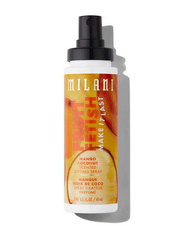 Fruit Fetish Setting Spray 60ml - Mango, Coconut