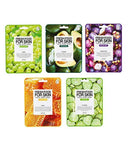 Freshfood Mask Set 5pcs - Moisturizing