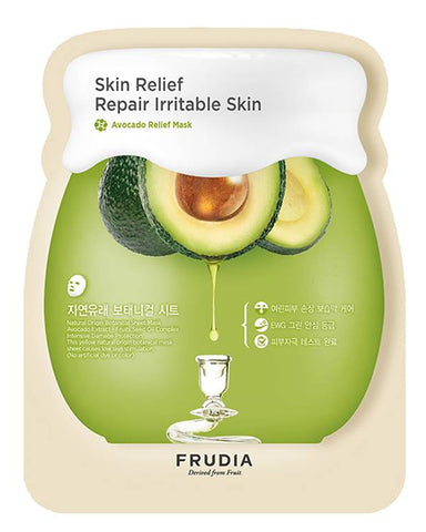 Avocado Relief Cream Mask 27мл - 1ш