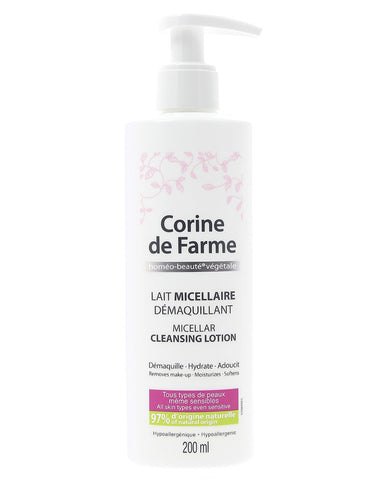 Micellar cleansing lotion 200ml