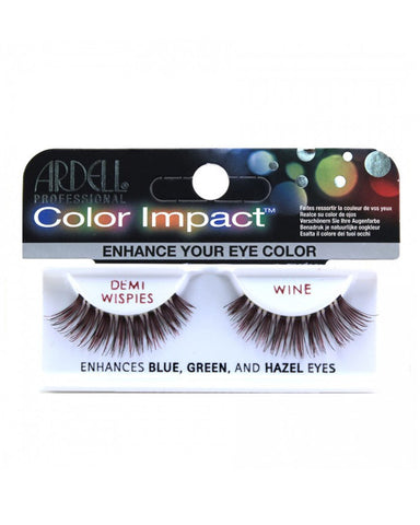 Ardell Color Impact - Demi Wispies Wine