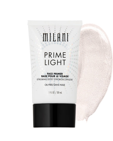Prime Light Strobing + Pore Minimizing Face Primer