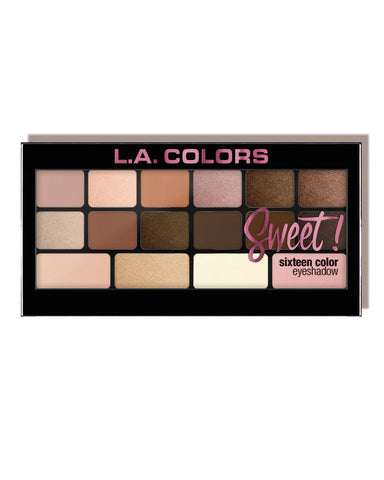 SWEET! 16 Color Eyeshadow - Charming