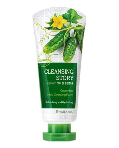 Cleansing Story Cucumber Foam Cleanser 120гр