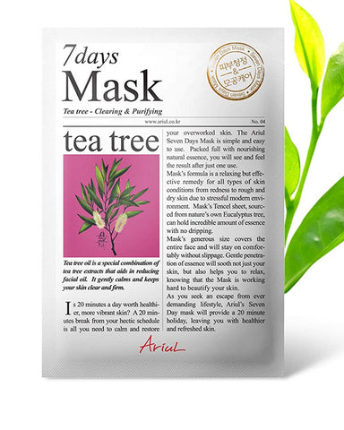 7 Days Tea Tree Clearing & Purifying Mask 1ш